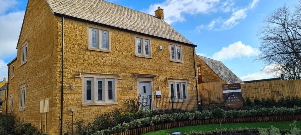 Building Stone Duchy Homes Full House