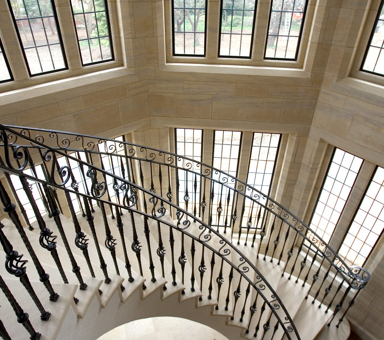 Building Stone Staircase2